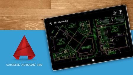 Autodesk lleva AutoCAD 360 a Windows 8.1