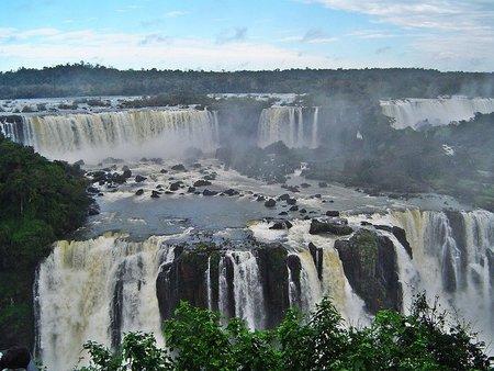 Nuevas 7 Maravillas Naturales del Mundo (resultados preliminares)