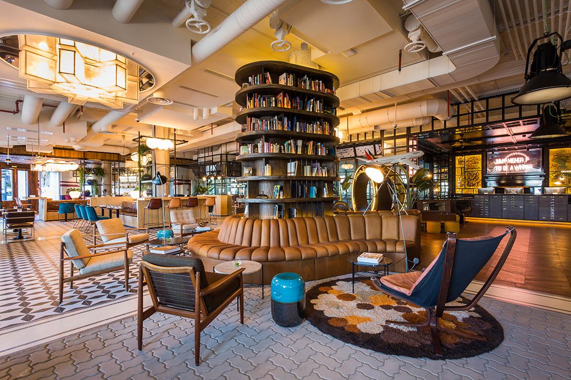 17 hoteles de dise o en espa a para disfrutar de unas for Hoteles diseno espana