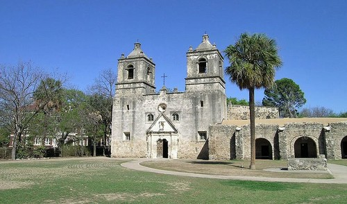 Misiones de San Antonio, Texas, Patrimonio de la Humanidad