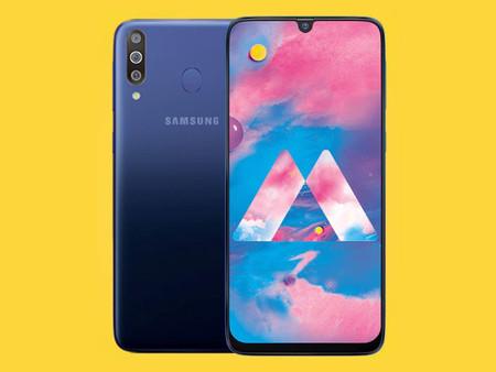 Samsung Galaxy M30 Oficial Camaras