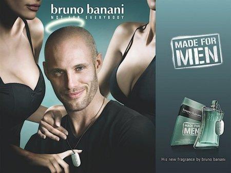 Fragancia para hombre de Bruno Banani