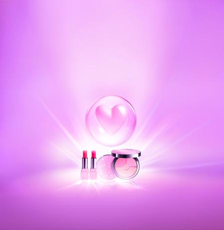 Llega la primavera a Guerlain con la colección  Glow with love, con muchas (y jugosas) novedades para lucir piel luminosa