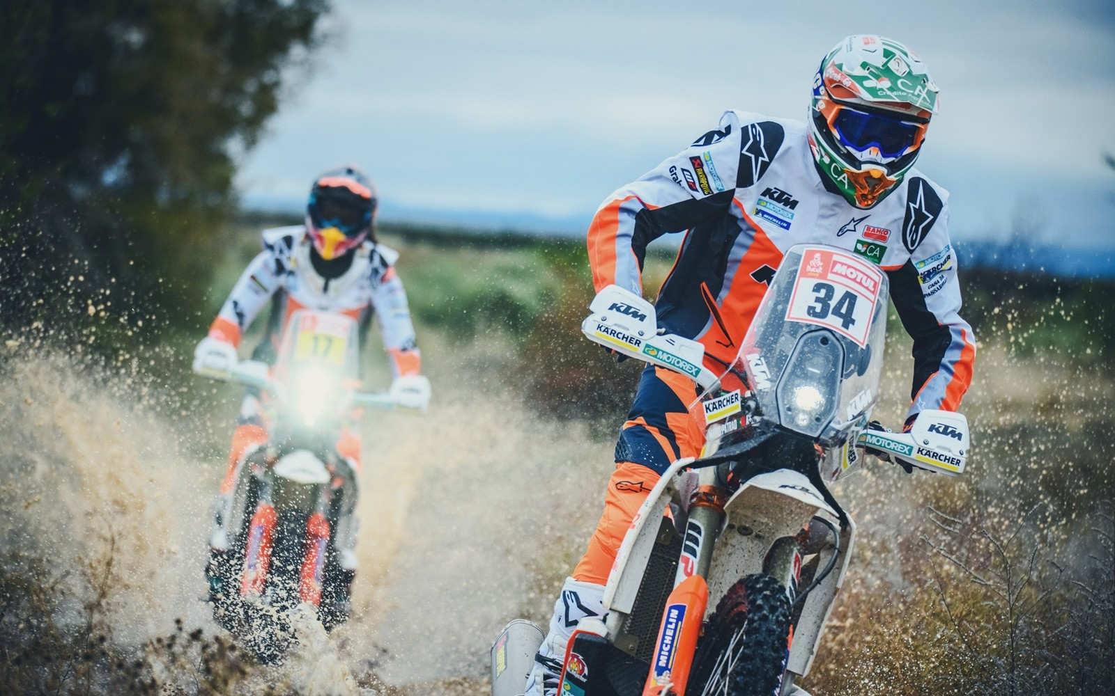 Foto de KTM 450 Rally Dakar 2019 (39/116)