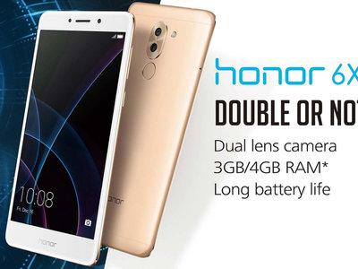 Huawei Honor 6x en España a precio de China: 159 euros y envío gratis