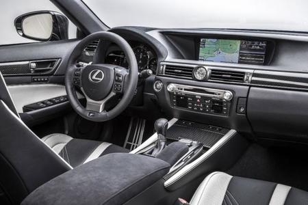 Lexus Gs F 2016 (9)