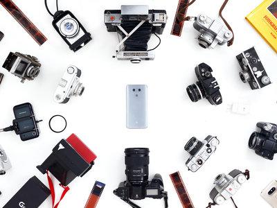 Tras el LG V30, los LG G6 y Q6 se preparan para recibir novedades: Q Lens, modo retrato en la cámara frontal y más