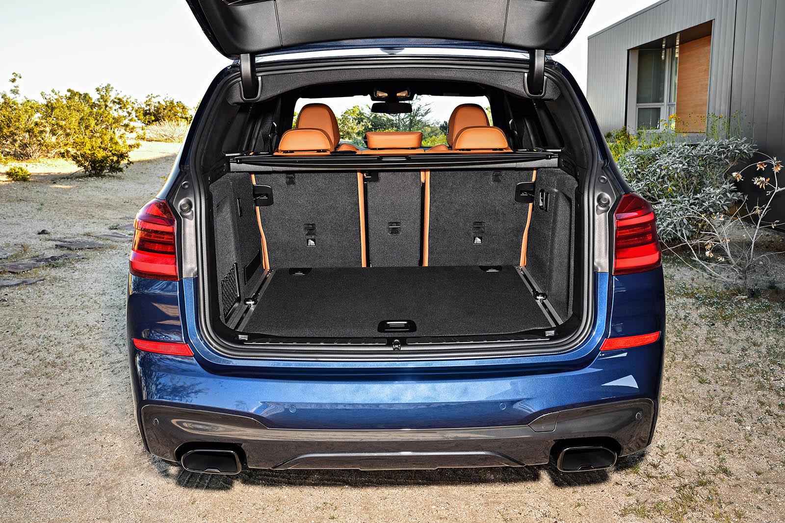 Foto de BMW X3 2018 (13/34)