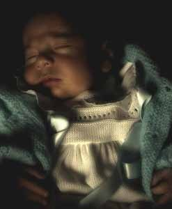 La foto de tu bebé: el reposo del guerrero