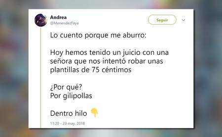 A juicio por robar 75 céntimos en plantillas: la discusión viral que tiene obsesionada a toda España