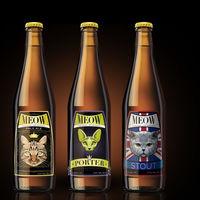 Esta cerveza artesanal ayuda a gatitos rescatados