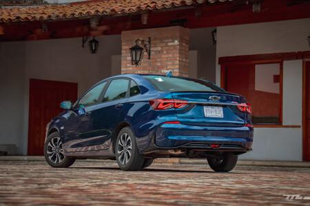 Chevrolet Cavalier Turbo 2022 Primer Contacto Prueba De Manejo Opinion 34