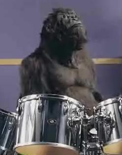 El gorila de los 9 millones de libras.