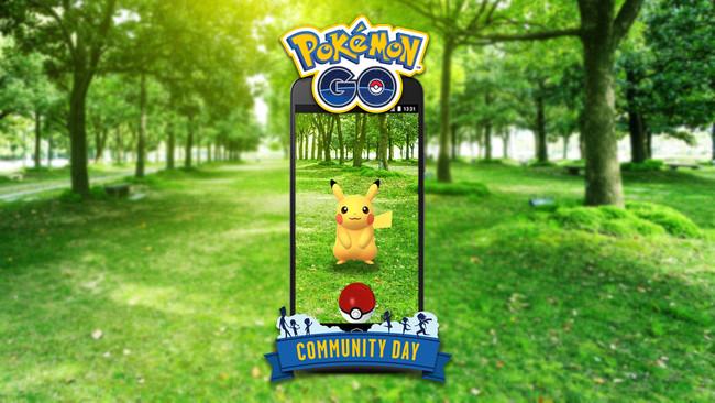 Pokemon Go Dia Comunidad