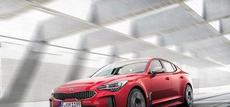 Kia confirma las especificaciones para el Stinger europeo: ofrecerá un 2.2 diésel