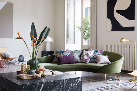H&M home presenta una nueva colección para el próximo otoño con el sugerente nombre de Rincón en el Paraíso