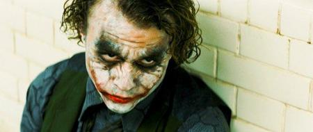 Heath Ledger es Joker