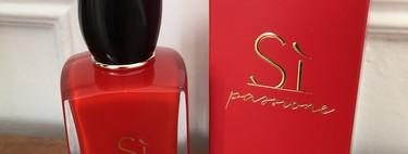 Da rienda suelta a la pasión desenfrenada con 'Sì Passione' de Giorgio Armani. Lo Probamos