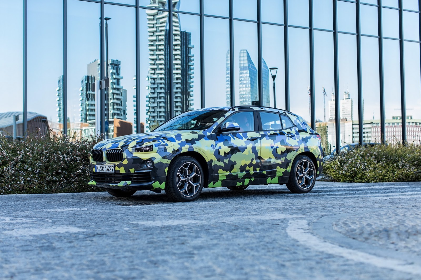 Foto de BMW X2 (fotos espía) (7/13)