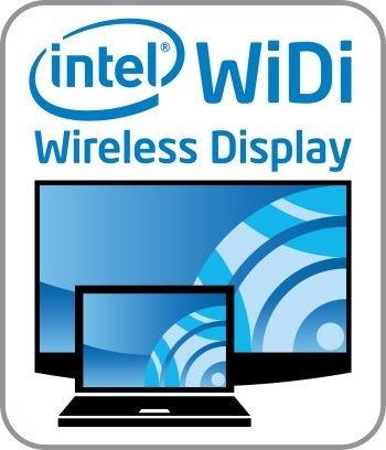 Intel WiDi logo