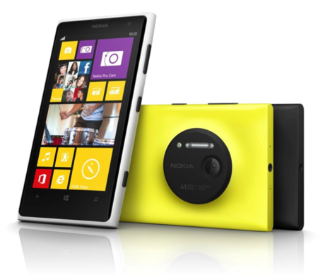 Precios Nokia Lumia 1020 con Movistar