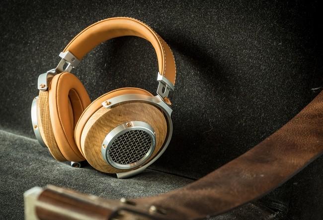 ¿Unos auriculares de madera? Los nuevos HP-3 Heritage quieren acercar la calidez del noble material a nuestras cabezas
