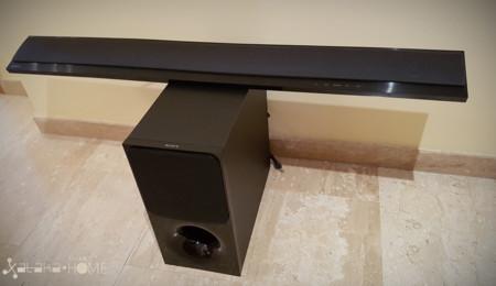 Sony HT-CT790, análisis: diseño atrevido y potencia para la última barra de sonido de Sony