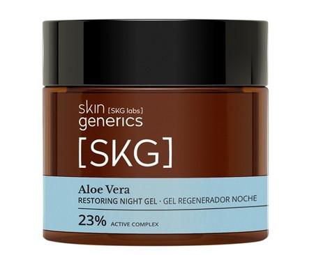 Gel Regenerador Noche Aloe Vera