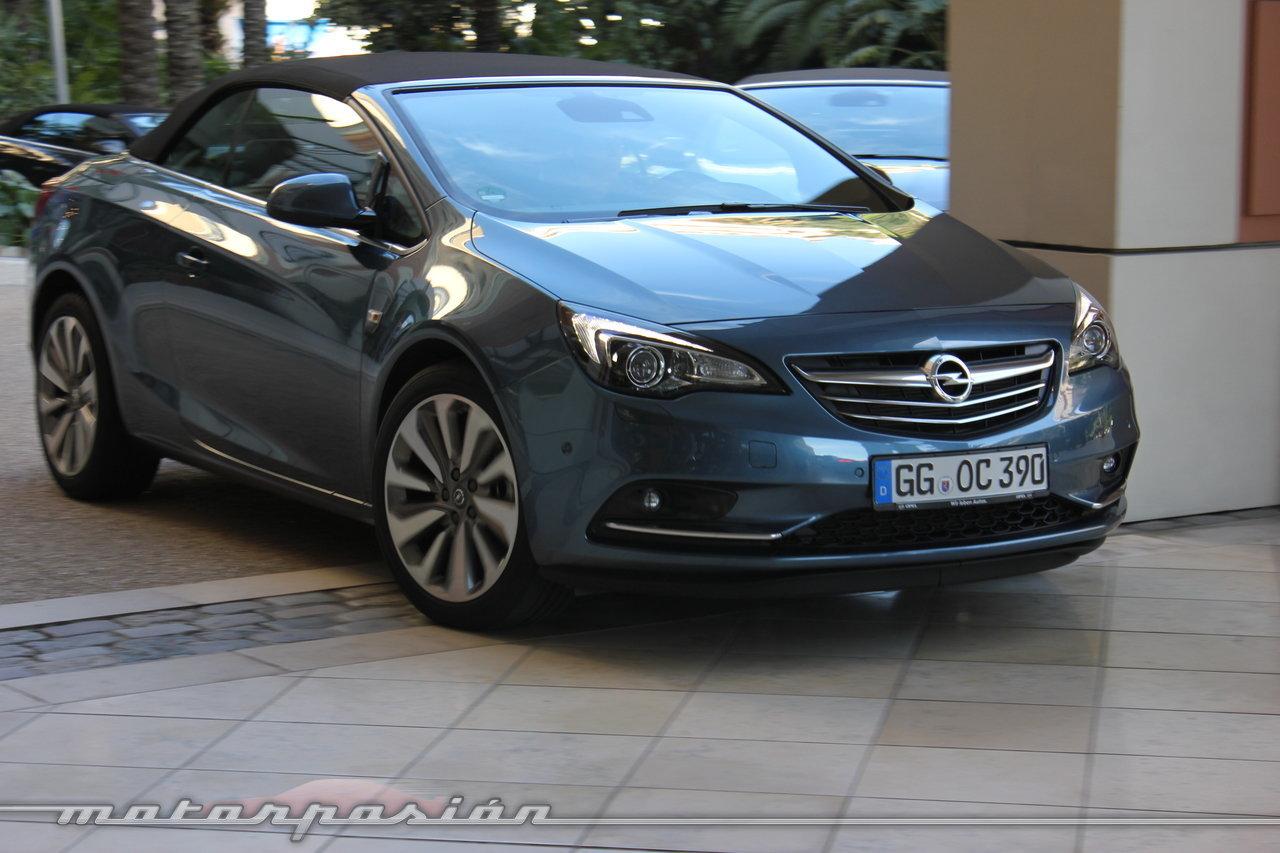 Foto de Opel Cabrio 2013 (presentación) (51/52)