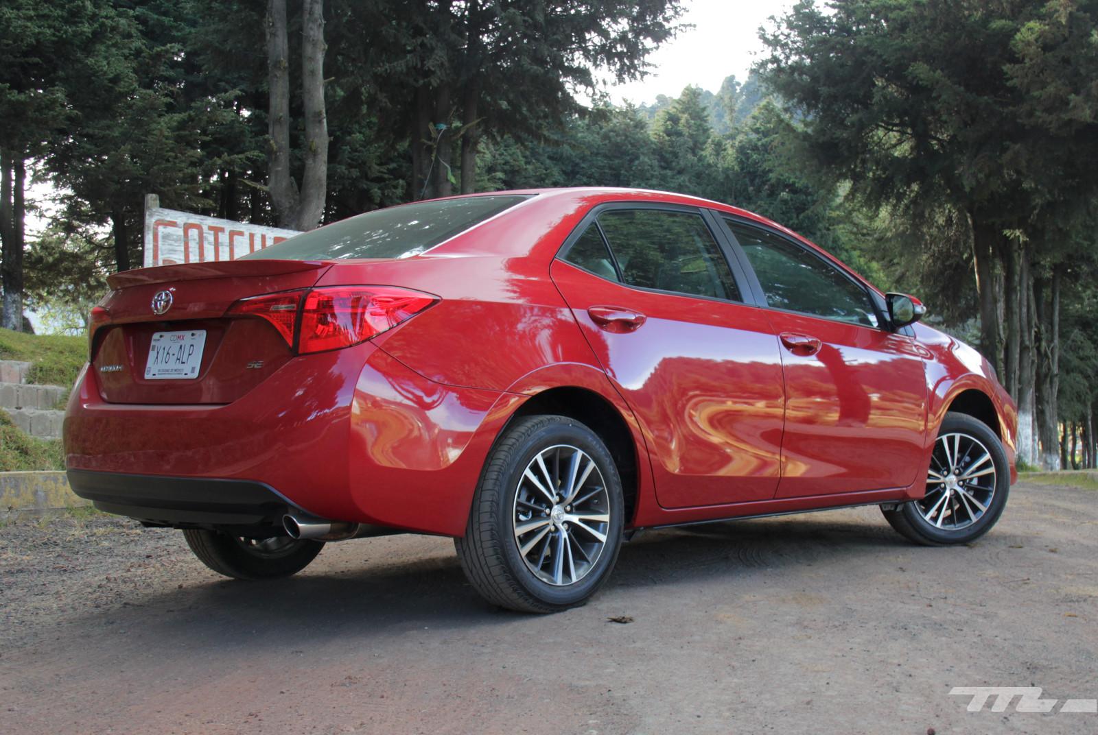 Foto de Comparativa: Mazda3 vs. Nissan Sentra vs. Toyota Corolla vs. Volkswagen Jetta (36/60)