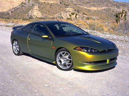 1999 Mercury Cougar Eliminator Concept