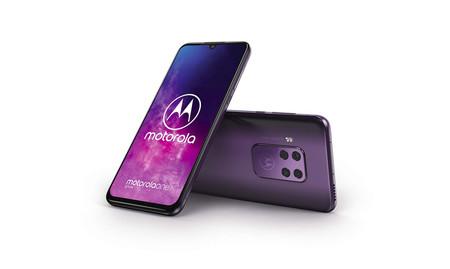 Motorola One Zoom Diseno
