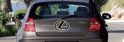 Lexus podría lanzar en Europa un compacto para rivalizar con el BMW Serie 1 y Audi A3