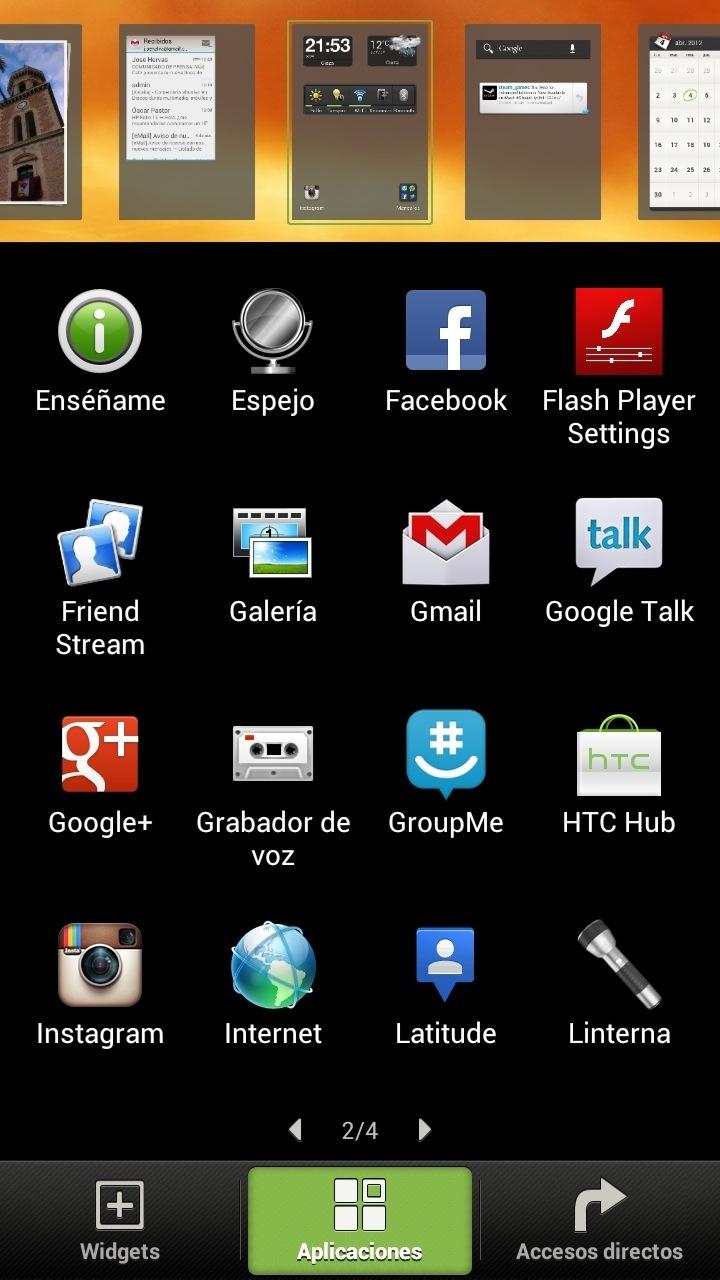Foto de HTC Sense 4.0 ejemplos (17/39)