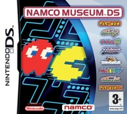 'Namco Museum DS' disponible