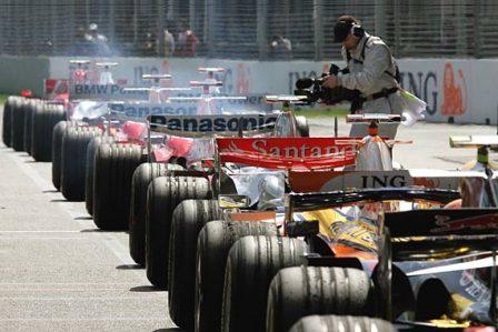 Los 18 Grandes Premios del calendario de Fórmula 1 y sus horarios