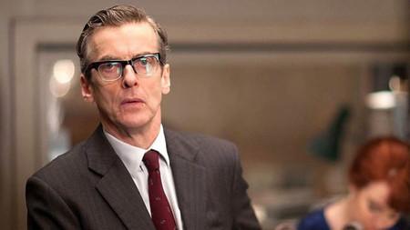 Ya tenemos 12º Doctor: Peter Capaldi será el nuevo 'Doctor Who'