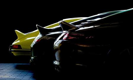 Porsche 911 Carrera RS cola de pato