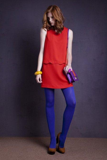 Vestido rojo Primark