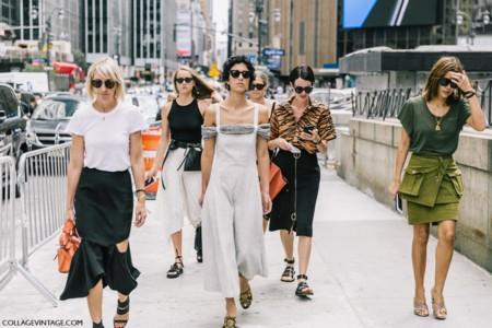 La NYFW nos deja 25 looks de street style para inspirar este otoño
