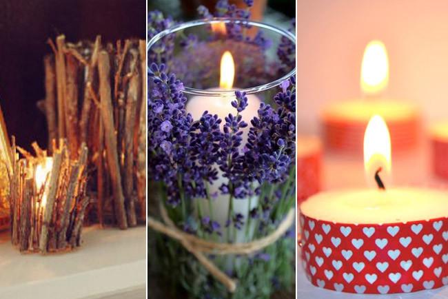 Tres buenas ideas para decorar tus velas - Ideas para decorar velas ...