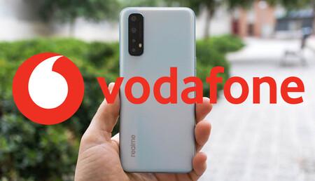 Realme se estrena en Vodafone con el Realme 7 desde 6 euros al mes