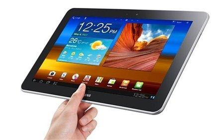 Apple logra bloquear la venta de la Samsung Galaxy Tab 10.1 en Europa
