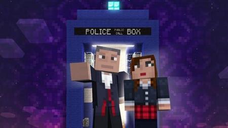 El Dr. Who llega a Minecraft en Xbox 360