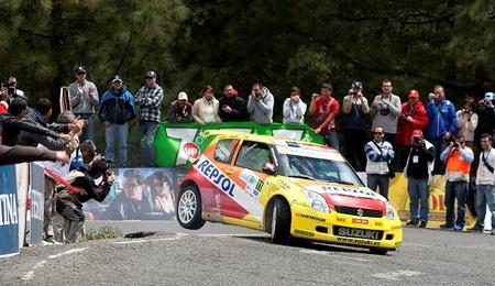 El Campeonato de España de Rallyes de Asfalto 2013 ya tiene calendario