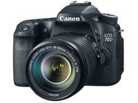 Canon EOS 70D en México