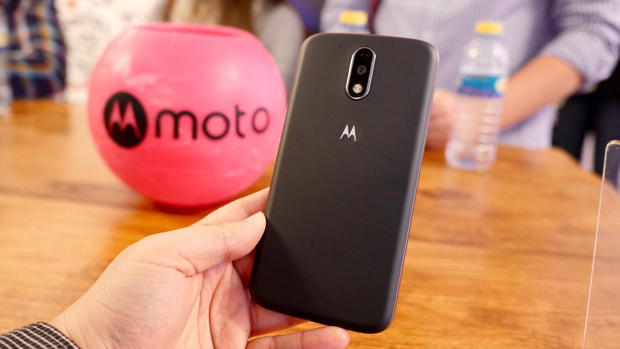 Motorola Moto G (4ª gen) y Moto G Plus