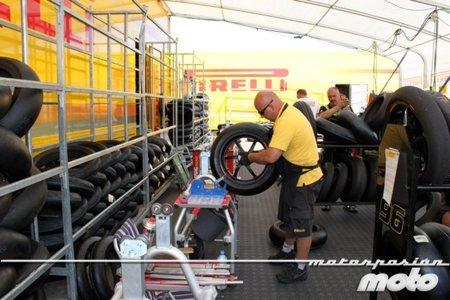 Equilibrado Pirelli