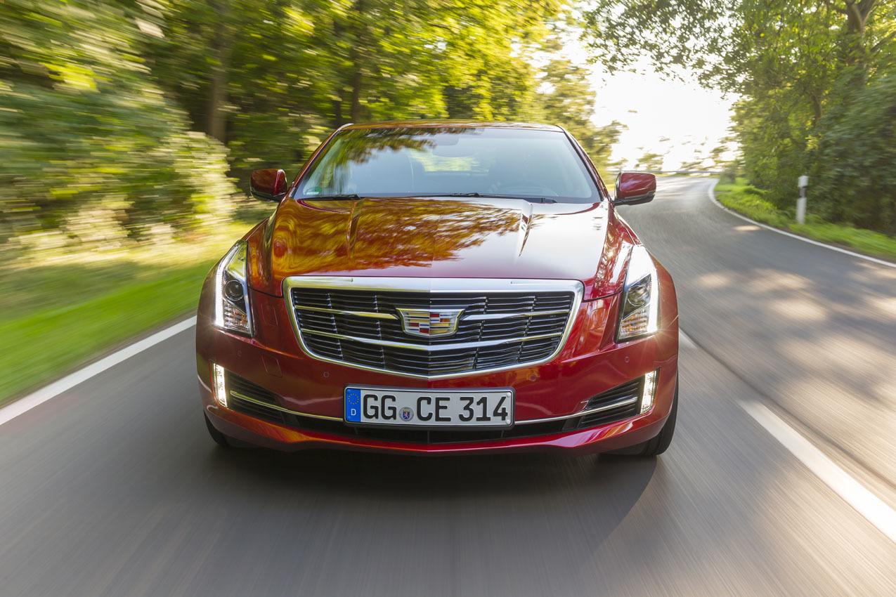 Foto de Cadillac ATS Coupé Europeo (4/33)