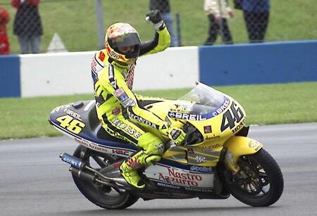Rossi Gran Bretana 500cc 2000